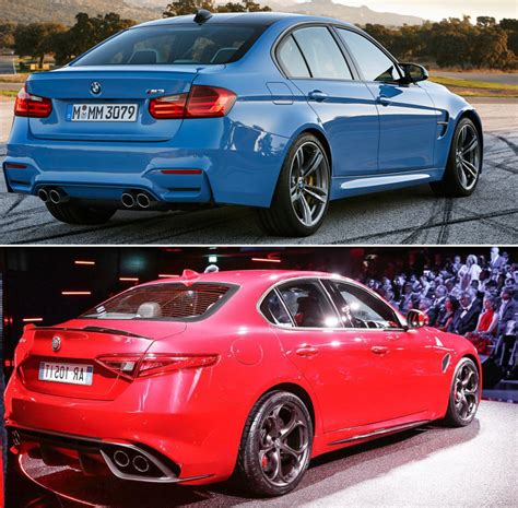 Alfa Romeo Forums by F80 M3 Vs Alfa Romeo Giulia Alfa Romeo Giulia Forum