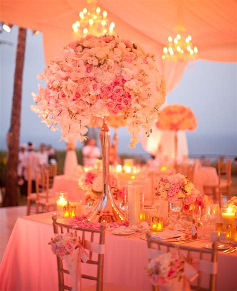 Center Wedding Flowers by 25 Stunning Wedding Centerpieces Part 6 The Magazine