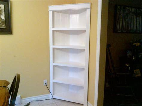 corner bookshelf white wood coolmathsgamesnow