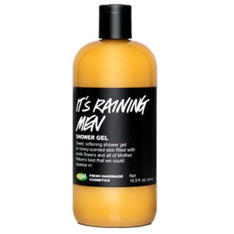 it s raining shower gels lush cosmetics