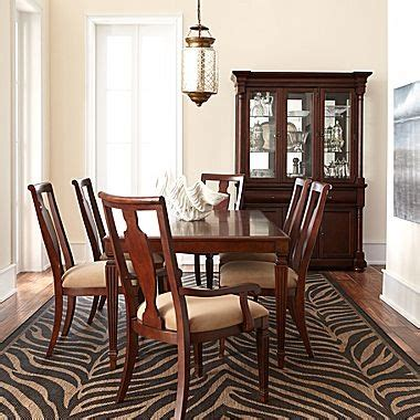 Jcpenney Dining Room Furniture Edinburg Leg Dining Set Jcpenney Around The Home