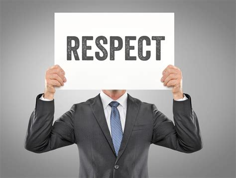 5 Top Tips To Earn How To Earn Respect In The Workplace 5 Top Tips That Ceos