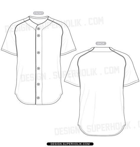 baseball jersey template baseball jersey shirt template set silhouette cameo