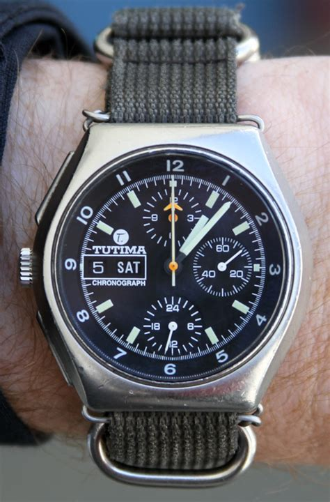 tutima watches secret flight school ablogtowatch