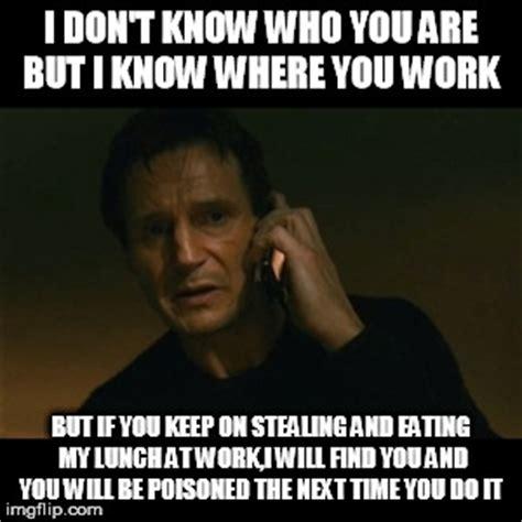 Find Where Work Liam Neeson Taken Meme Imgflip