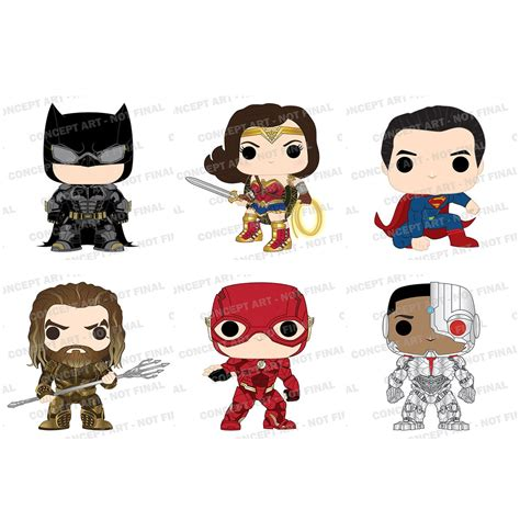 Funko Pop Dc Justice League 2017 Batman justice league 2017 page 400 forum dc planet fr