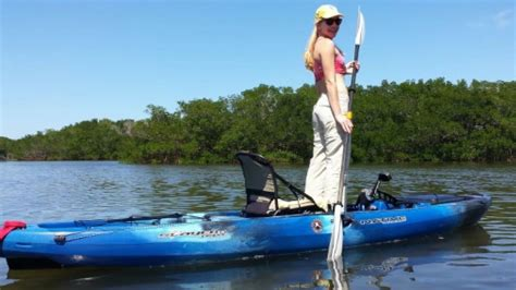 fishing boat vs kayak perception vs hobie vs native which fishing kayak should