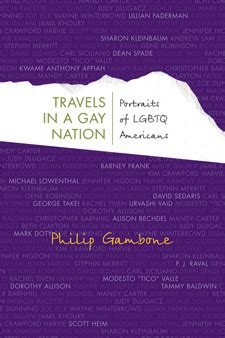 homosexuality in the color purple book uw press travels in a nation portraits of lgbtq