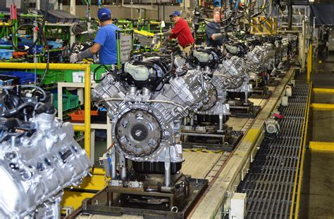 Toyota Manufacturing Huntsville Al Toyota Alabama Engine Plant Marks 15 Years Of Growth