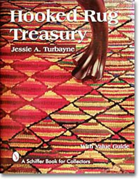 Book Rug by Hooked Rug Treasury Rug Book Halcyon Yarn