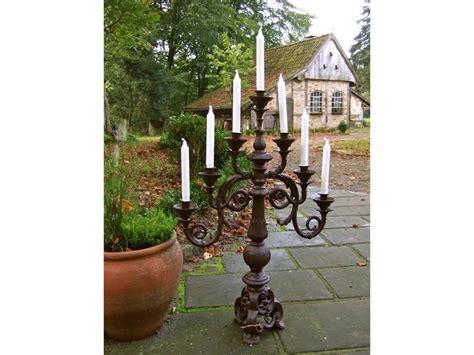 Große Kerzenhalter by Kandelaber Gusseisen Bestseller Shop