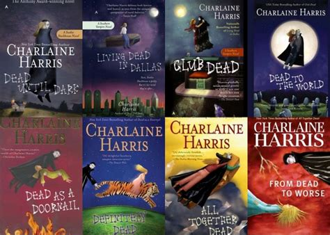 The Harris Series Book One i d so rather be reading book review dead until