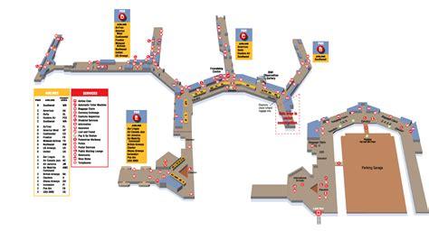bwi airport map baltimore washington international airport map bwi airport mappery