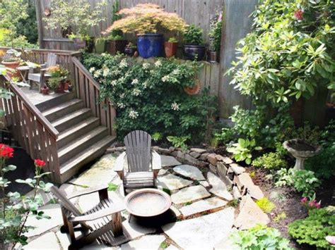 petite outdoor retreats hgtv