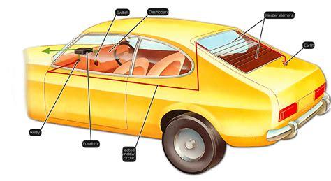 fixing a heated rear window c 243 mo funciona un auto