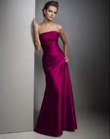 fuchsia color dress fuschia bridesmaid dress im getting married