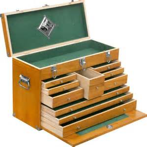Wooden Tool Chest With Drawers Plans by Defective 10 Drawer Wooden Machinist Tool Chest Wood Box