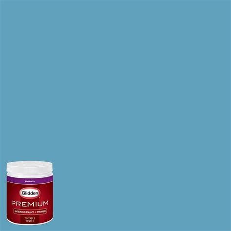 glidden team colors 8 oz nfl 010b nfl buffalo bills blue interior paint sle gld