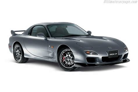 mazda rx  spirit  images specifications  information