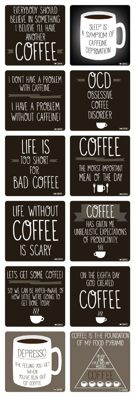 17 best images about coffee quotes on