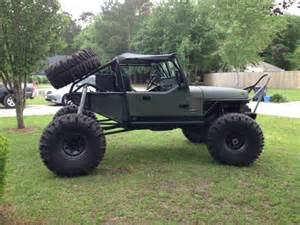 Jeep Yj Rock Crawler 1991 Jeep Wrangler Rock Crawler For Sale Photos