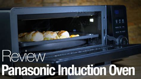 panasonic induction cooker review panasonic nu hx100s countertop induction oven review reviewed ovens