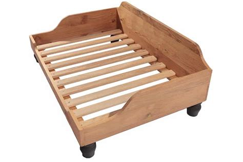 wood dog beds wooden dog beds small medium large