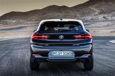 2019 Bmw X2 by 2019 Bmw X2 M35i Crossover Debuts At 302hp Drivers Magazine
