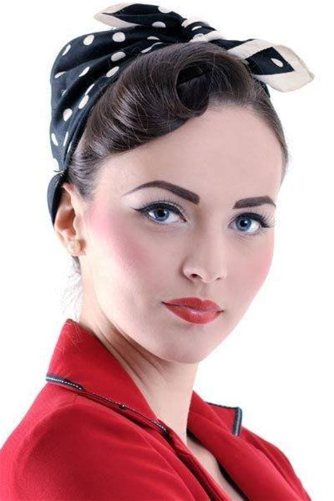 hairstyle pin ups pin up hair styles for girls 2014 2015