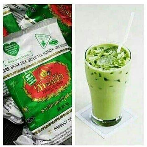 Serbuk Harum Thai Tea plastik minuman zip kedai cadar murah voque berkualiti