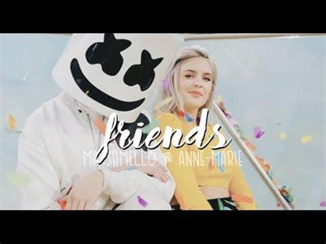 marshmello & anne marie // friends || traducido al español