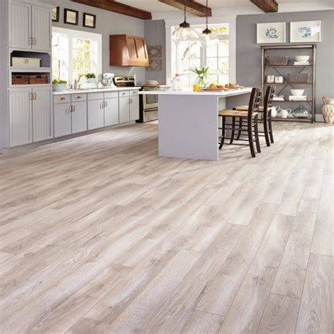 laminate white kitchen flooring ideas and options for large kitchen design grezu home laminate flooring what do you need to know before buying