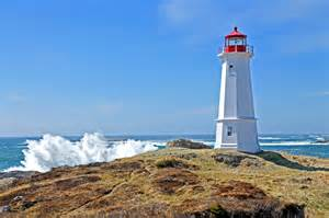 Light Houses - file louisbourg lighthouse jpg
