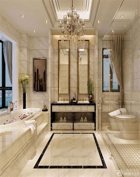 Luxury Bathroom Design Ideas 2125 Best Luxury Home Bathrooms Powder Rooms Images On Bathrooms Master