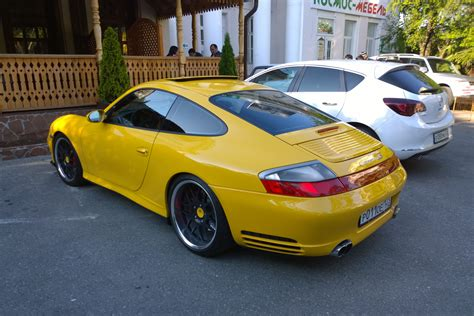 Porsche 911 996 Carrera by Porsche 911 Carrera 4s Coupe 996 By Hasimal On Deviantart