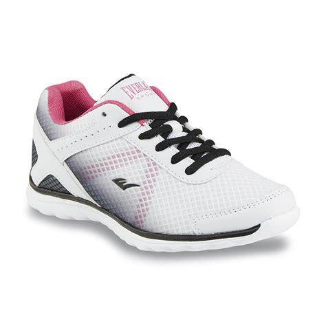 everlast 174 sport s fusion 2 white black pink running