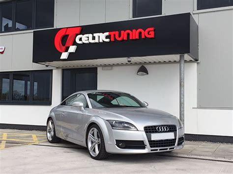 Audi Tt 2 0 Tfsi Chiptuning by Audi Tt 2 0 Tfsi 200ps Chip Tuning