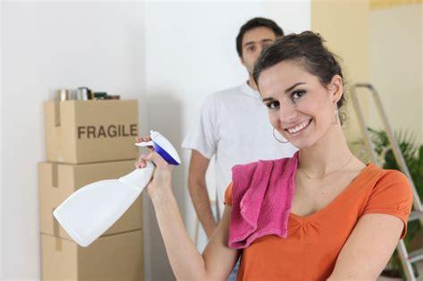 wohnung putzen checkliste wohnung putzen beim auszug checkliste