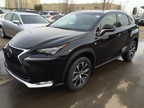 lexus black nx black on lexus nx 200t awd f sport series 2 walk