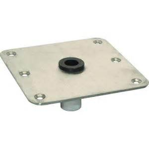 stainless steel plate home depot 7 in x 7 in stainless steel seat base plate with 3 4 in