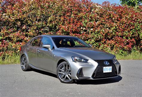 lexus is 350 2017 lexus is 350 awd f sport the car magazine