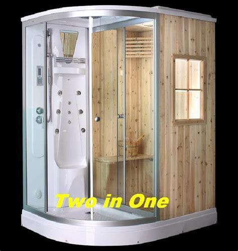 china steam shower  sauna combo  china sauna
