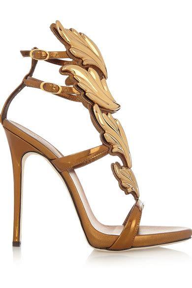 giuseppe zanotti cruel summer sandals giuseppe zanotti cruel summer metallic leather sandals
