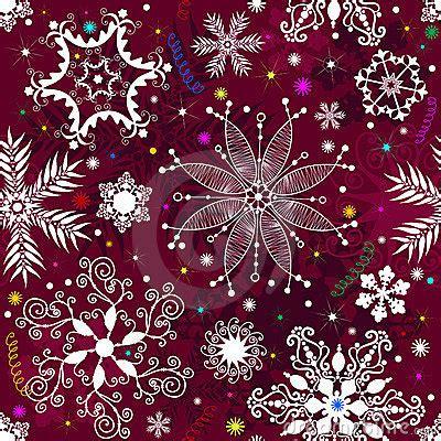 seamless purple christmas pattern stock images image