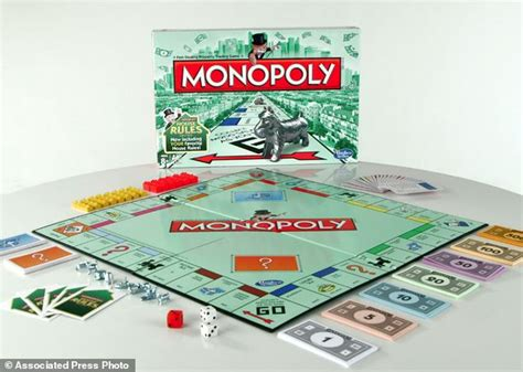 monopoly house rules the new monopoly house rules made up by fans of the hasbro game daily mail online