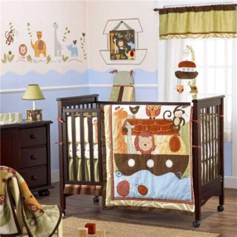 noah ark crib bedding cocalo noah and friends baby bedding collection baby