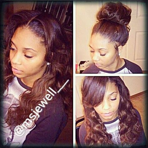 prom hairstyles with sew ins 10 best sexy ideal wand curls images on pinterest