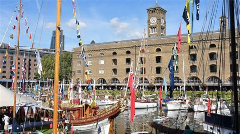 st katharine docks boat show 2017 things to do this weekend in london things to do