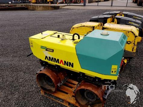 Verkaufen Kaufen by Ammann Rammax 1585 Grabenwalze Gebraucht Kaufen