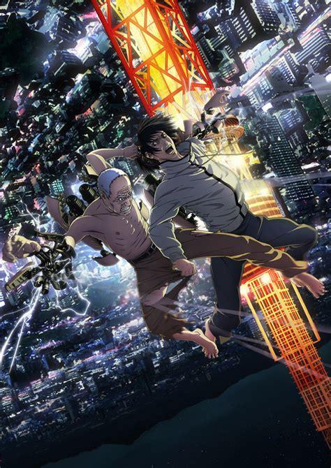 el anime de last inuyashiki ya disponible en